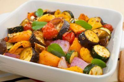 Italian Vegetable Bake recipy